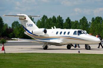 D-IERF - Private Cessna 525 CitationJet