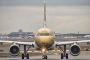 A9C-AN - Gulf Air Airbus A320 aircraft