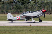 I-MRSV - Private Fiat G59 aircraft