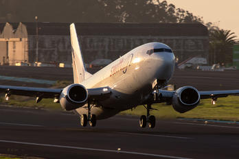 EC-MNM - Swiftair Boeing 737-400SF