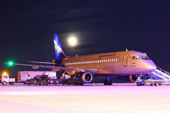 89051 - Aeroflot Sukhoi Superjet 100