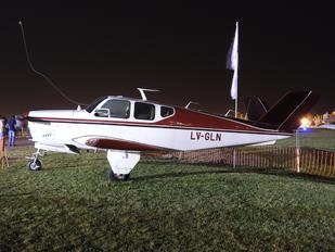 LV-GLN - Private Beechcraft 35 Bonanza V series