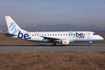 G-FBJC - Flybe Embraer ERJ-175 (170-200)