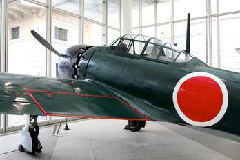 81-161 - Japan - Imperial Navy (WW2) Mitsubishi A6M5 Reisen Zero