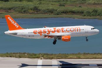G-EZWA - easyJet Airbus A320