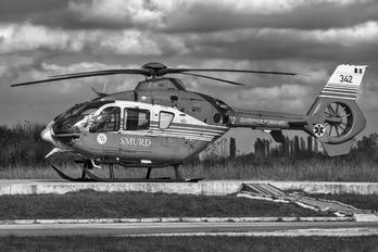 342 - Romanian Emergency Rescue Service Eurocopter EC135 (all models)