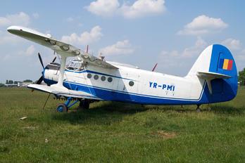 YR-PMI - Romanian Airclub PZL Mielec An-2