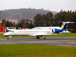 F-HELA - Private Embraer ERJ-145