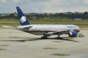 N746AM - Aeromexico Boeing 777-200ER