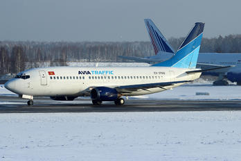 EX-37012 - Avia Traffic Company Boeing 737-300