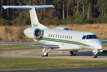 SE-DJG - EFS European Flight Service Embraer EMB-135BJ Legacy 600