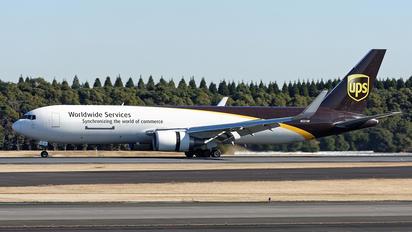 N331UP - UPS - United Parcel Service Boeing 767-300F