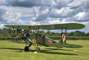 G-BSSY - The Shuttleworth Collection Polikarpov PO-2 / CSS-13