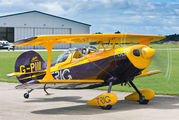 G-PIII - Private Pitts S-1D Special aircraft