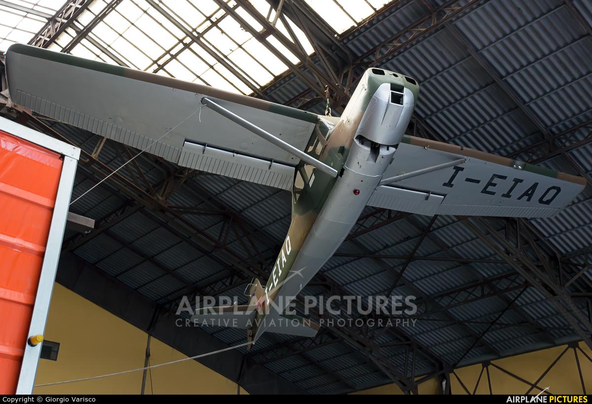 Aero Club Como I-EIAQ aircraft at Como Idroscalo