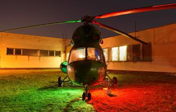7739 - Slovakia -  Air Force Mil Mi-2