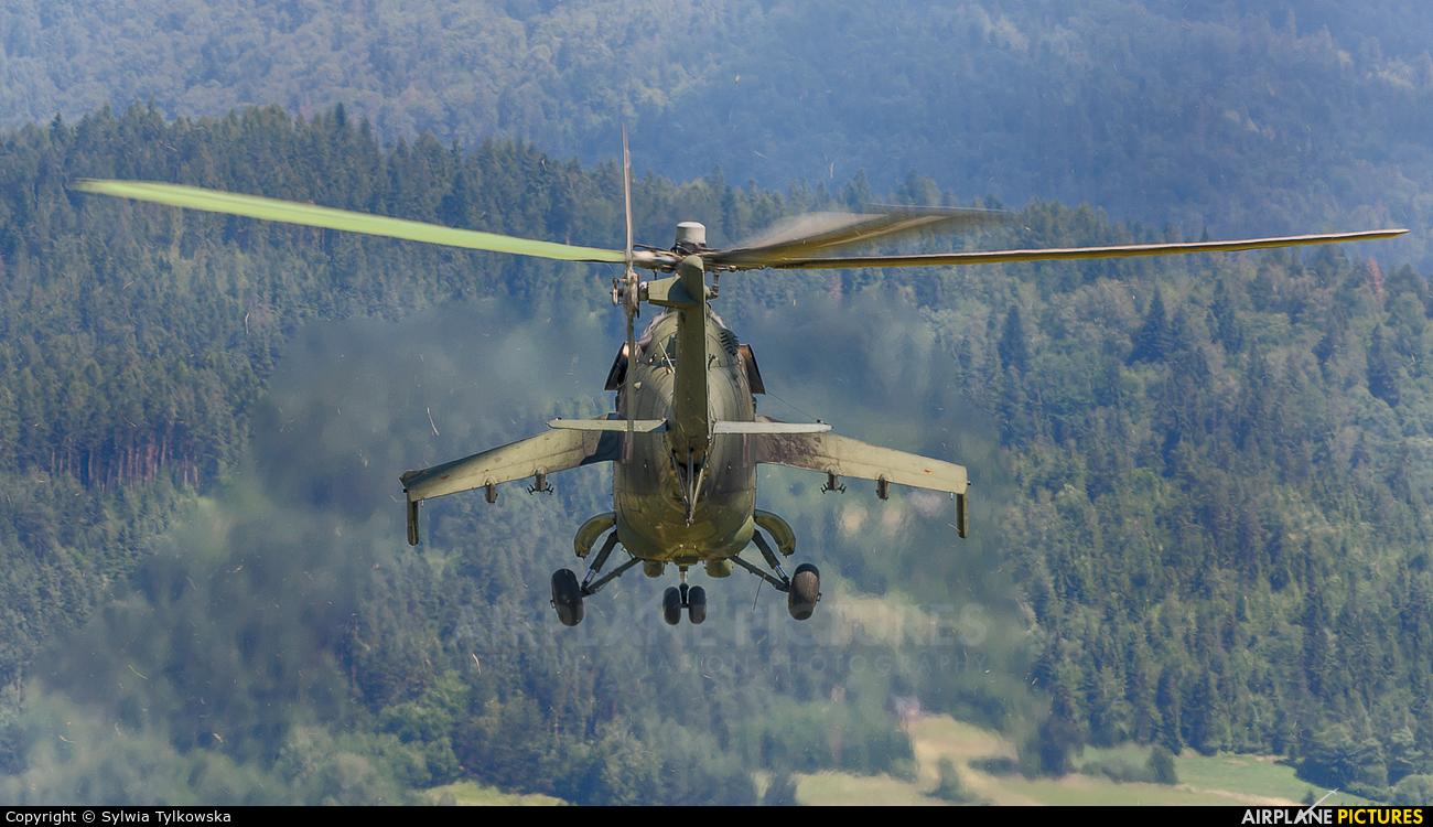 Poland - Army 459 aircraft at Nowy Targ