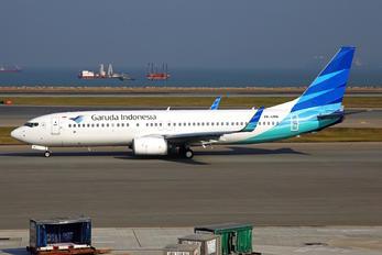 PK-GMW - Garuda Indonesia Boeing 737-800