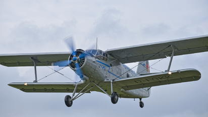 D-FOKK - Classic Wings Antonov An-2