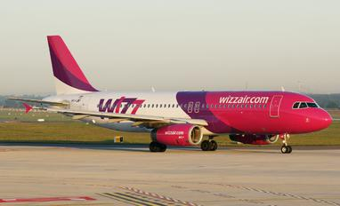 HA-LWF - Wizz Air Airbus A320