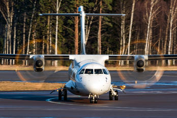 OH-ATJ - NoRRA - Nordic Regional Airlines ATR 72 (all models)