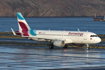 D-AEWP - Eurowings Airbus A320