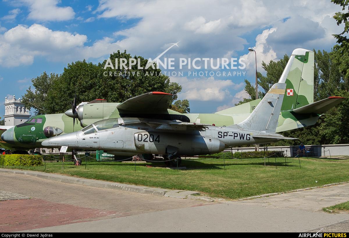 Poland - Air Force SP-PWG aircraft at Warsaw - Off Airport