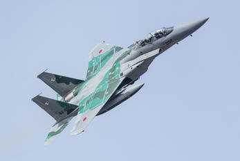 82-8092 - Japan - Air Self Defence Force Mitsubishi F-15DJ