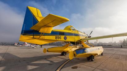 896 - Croatia - Air Force Air Tractor AT-802