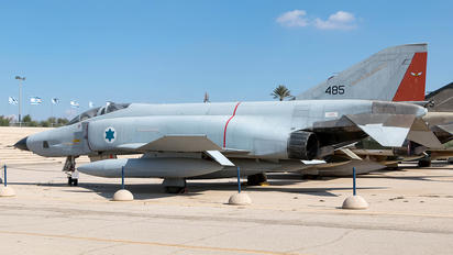 485 - Israel - Defence Force McDonnell Douglas F-4E Phantom II