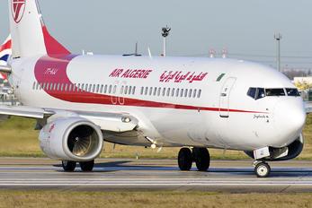 7T-VJJ - Air Algerie Boeing 737-8D6