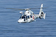 903 - Bulgaria - Navy Eurocopter AS365 Panther aircraft