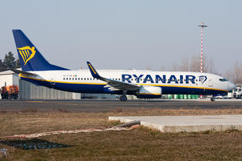 EI-FTB - Ryanair Boeing 737-8AS