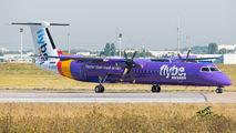 G-JECG - Flybe de Havilland Canada DHC-8-400Q / Bombardier Q400 aircraft
