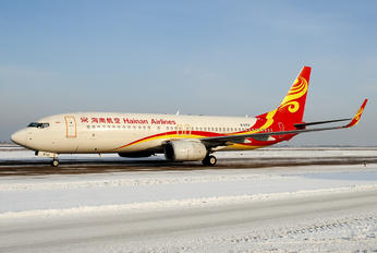 B-5712 - Hainan Airlines Boeing 737-800
