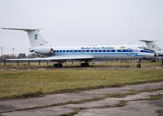 63982 - Ukraine - Army Tupolev Tu-134A