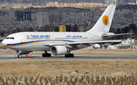 EP-TBH - Taban Airlines Airbus A310 aircraft