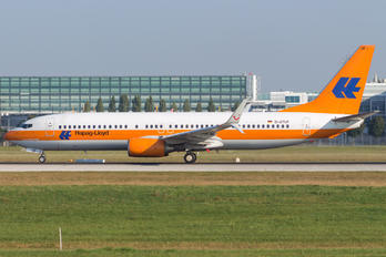 D-ATUF - TUIfly Boeing 737-800