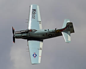 VA-176 - Private Douglas A-1 Skyraider