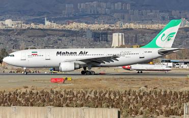 EP-MNN - Mahan Air Airbus A300