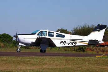 PR-VSB - Private Beechcraft 33 Debonair / Bonanza