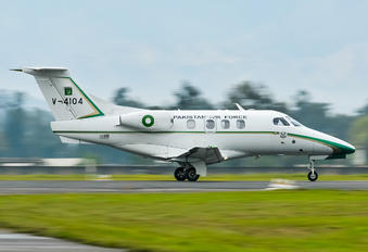 V-4104 - Pakistan - Air Force Embraer EMB-500 Phenom 100