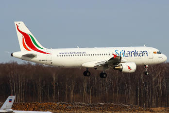 4R-ABN - SriLankan Airlines Airbus A320