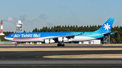 F-OLOV - Air Tahiti Nui Airbus A340-300