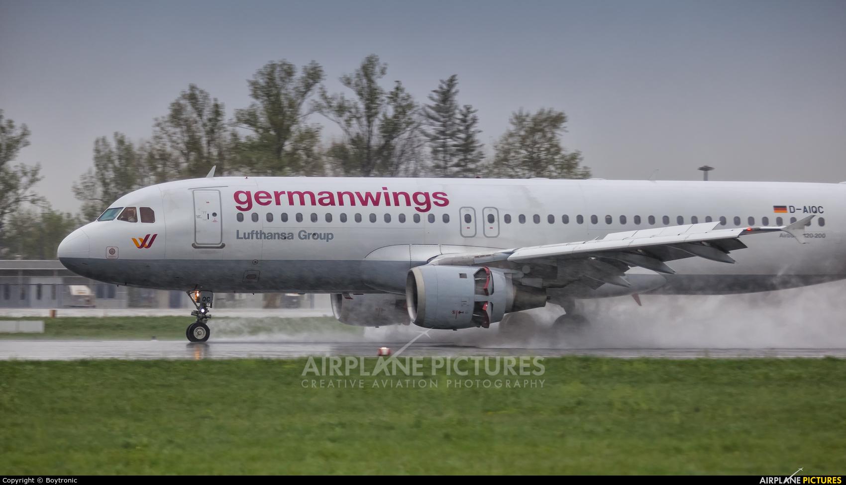 Germanwings Keulen Zagreb