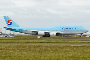 HL7637 - Korean Air Boeing 747-8