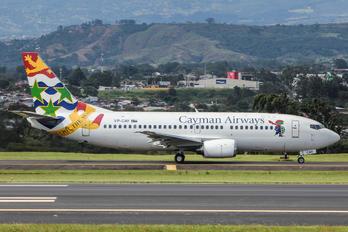 VP-CAY - Cayman Airways Boeing 737-300