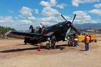 FAH-609 - Honduras - Air Force Vought F4U Corsair