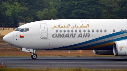 A40-BH - Oman Air Boeing 737-800