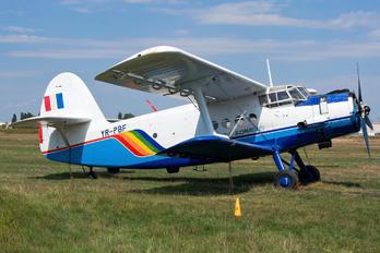 YR-PBF - Romanian Airclub Antonov An-2